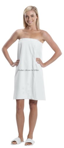 Womens Velour Spa Cotton Length product image