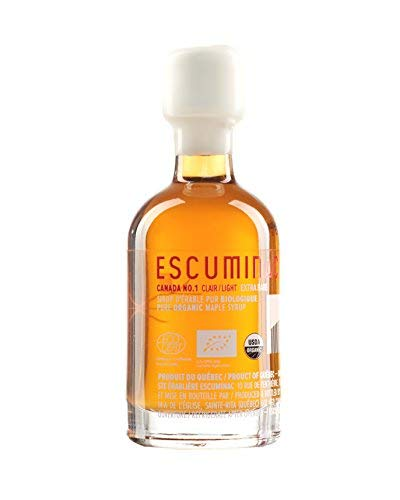 Award Winning Escuminac Canadian Maple Syrup - Gift Bundle - Valentines Day - Grade A - Extra Rare, Great Harvest and Late Harvest - Pure Organic Unblended Single Forest - 3 X 1.7 fl oz (50 ml) by Escuminac (Image #7)