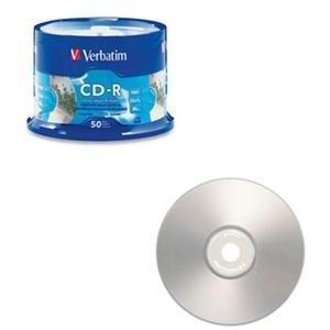 Price comparison product image Verbatim 52x CD-R Media