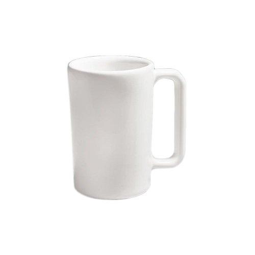 Diversified Dci132 Uw Ultra White 10 Oz  Rouge Coffee Mug   24   Cs