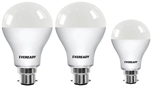 Eveready 14W B22 100L LED BULB (White,Pack..