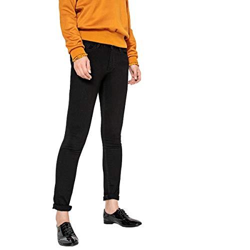 Slim Redoute Donna La Collections Jeans Nero Pushup qwzUA1B
