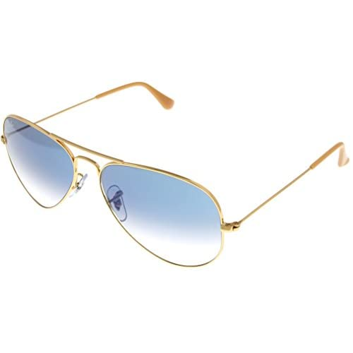 durable service Ray Ban Sunglasses Aviator Gold Unisex RB3025 001 3F ... 51c268745589