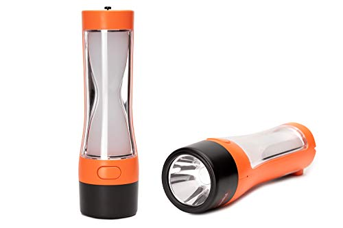 Pigeon-by-Stovekraft-Radiance-Pro-Desk-Torch-Emergency-Lamp-with-1200mAH-Battery-Orange