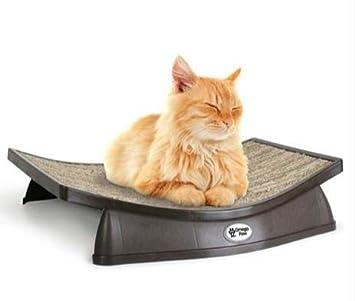 Omega Paw Lazy Lounger para Gatos - Cama Rascador: Amazon.es: Productos para mascotas