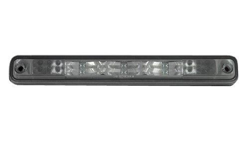 Recon 264123BK LED Third Brake Light Kit 1994-1998 Chevy / GMC CK Silverado / Sierra (Regular & Crew Cab Only) - Smoked Lens (Chevy Silverado Recon Led)