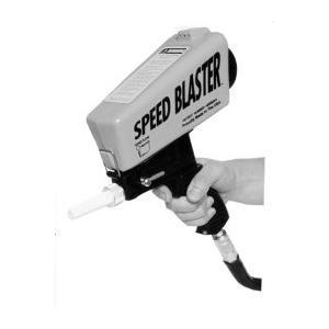 Unitec 007R - Sandblast Gun Red Pistol (Speed Blaster Sandblast Gun)