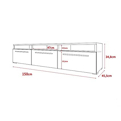 tv lowboard 250 cm tvlowboard carero i with tv lowboard 250 cm interesting piure nex pur box. Black Bedroom Furniture Sets. Home Design Ideas