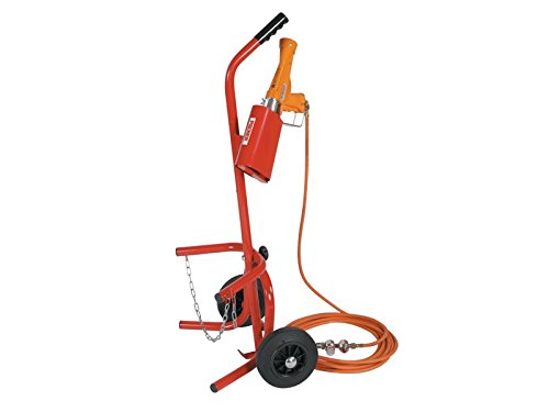 The Workplace Depot Gas Cylinder Trolley for 13/19 / 47 kg Industrial Propane Bottles