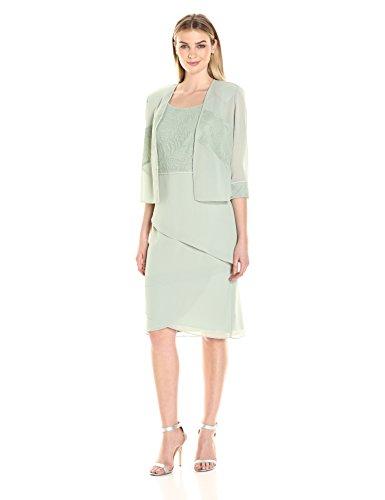 celadon dress - 1