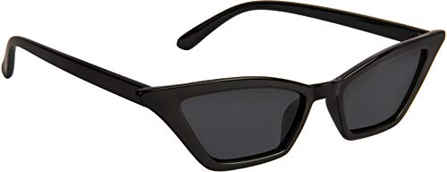 NuVew Mirrored Cat eye Sunglasses For Women – (Color Variants Available | Medium)