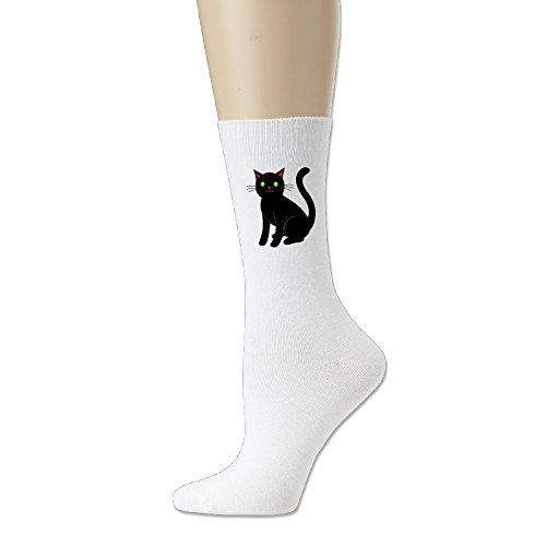 Black Cat Fashion Cotton Socks Pack Ankle Sock