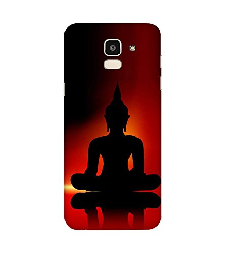 Obokart Gautama Buddha Wallpaper 3d Hard Polycarbonate Amazon In