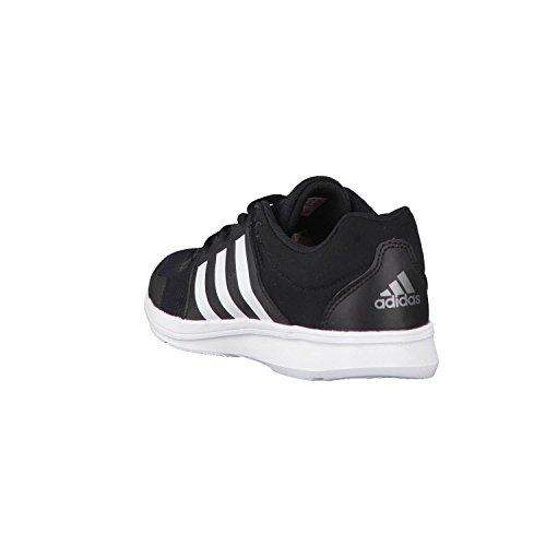 adidas Damen Essential Fun 2 Laufschuhe schwarz - weiß