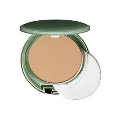 (New Item CLINIQUE PERFECTLY REAL FOUNDATION 0.42 OZ CLINIQUE/PERFECTLY REAL COMPACT MAKEUP SHADE 130 .42 OZ PRESSED POWDER)