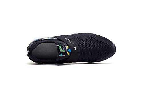 Womens Walking Urethane MMS06409 Shoes Black Assorted Logos Mountaineering Colors 1TO9 wYqdxBXY