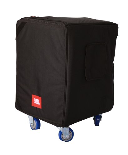 JBL Rolling Sub Transporter Bag for VRX915S Speaker - Black (VRX915S-STR) by JBL Bags