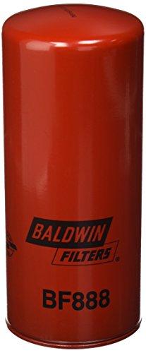 Baldwin BF888 Heavy Duty Diesel Fuel Spin-On Filter