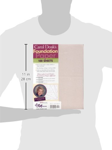 Carol Doak's Foundation Paper