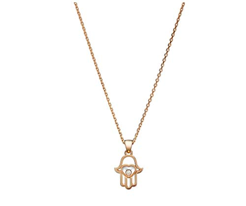 Chopard Good Luck Charms Pendant 18K Rose Gold and Diamond - 797864-5001