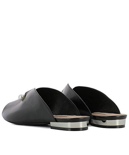 Sandali Coli In Pelle Nera Cl012lucillablack Da Donna