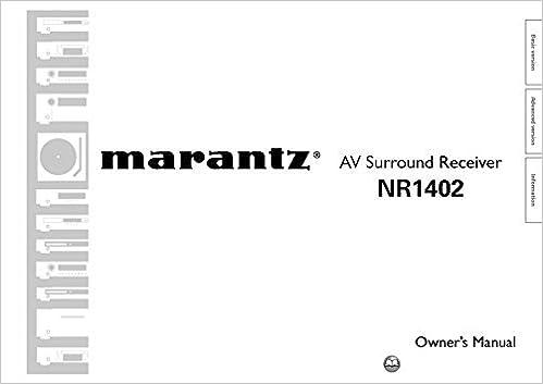 marantz 1402 manual