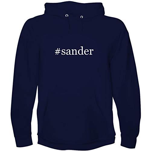 Festool Mini Sander - The Town Butler #Sander - Men's Hoodie Sweatshirt, Navy, X-Large
