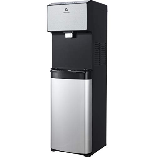 Avalon A14 Electronic Bottom Loading Cooler Water Dispenser-3 Temperatures, Self Cleaning (Electronic Coolers)