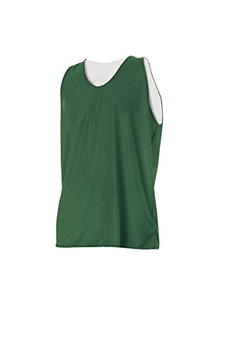 Youth Reversible Athletic Mesh Team Scrimmage Practice Jerseys for Basketball, Soccer Lacrosse