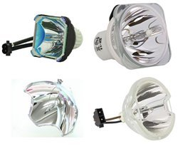Replacement for Philips UHP 225-165W 1.0 E18.5 Projector TV Lamp Bulb (165w Uhp Replacement)
