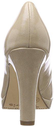 Donna Tacco Tamaris Patent 22426 con Beige 450 Cream Scarpe OZx17qwnxv