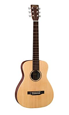 Martin X Series LX1E Little Martin Acoustic-Electric Guitar