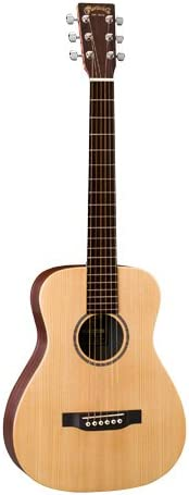 Martin LX1E Little Martin Solid Sitka Spruce/Mahogany HPL Acoustic/Electric w/Gig Bag