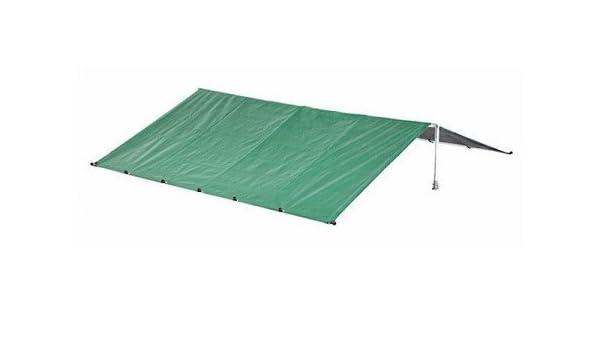 ALEKO para perro de la perrera techo impermeable, W/Ojales de aluminio para 10 x 10 pies perreras, verde: Amazon.es: Productos para mascotas