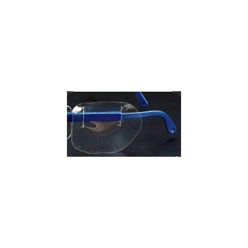 Disposable Eyeglass Side Shields One Size Fits All- 250pcs//box