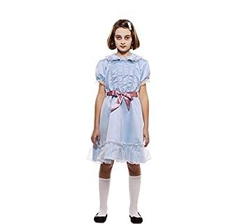 EUROCARNAVALES Disfraz de Gemela Fantasma para niña: Amazon.es ...