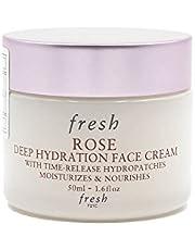 Fresh Rose Deep Hydration Face Cream, 50 ml
