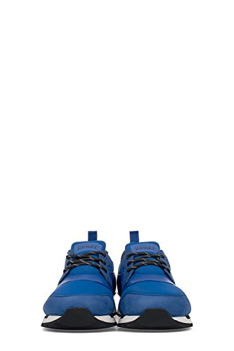 Hogan HXM2610U390CB80XAB Sneakers Leather Blue Men's xr8wRaqxS