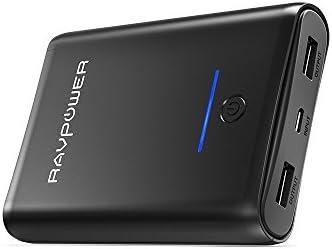 RAVPower RP-PB005 10000mAh Portable Power Bank