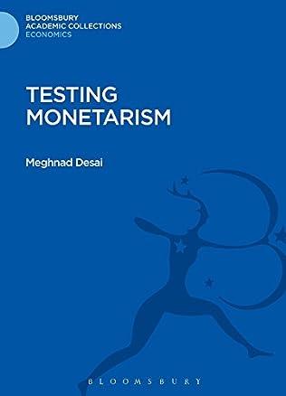 book cover of Testing Monetarism