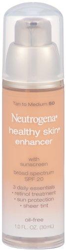 Neutrogena Healthy Skin Enhancer, Tan to Medium 50, 1 Ounce
