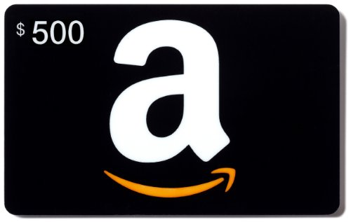 Amazon.com $500 Gift Card in a Greeting Card (Thank You Design) by Amazon (Image #4)