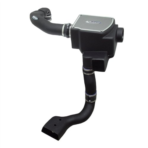 Volant 398541 Cold Air Intake Kit Incl. Closed Filter Box w/RAM Air Scoop/Air Duct/Pro5 Filter/Connectors/Clamps Cold Air Intake Kit