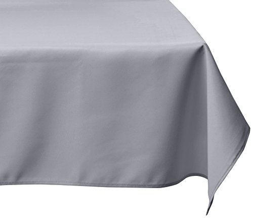 LinenTablecloth 126 Inch Rectangular Polyester Tablecloth product image
