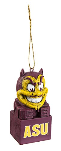 Team Sports America Arizona State University Team Tiki Totem Mascot ()