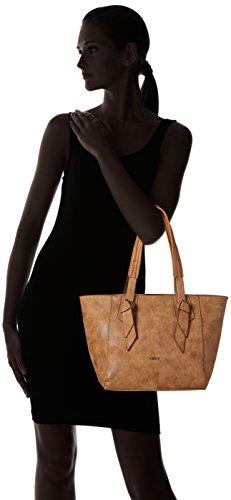 Gabor Elena - Bolso de hombro Mujer Marrón (Cognac)