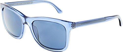 Giorgio Armani Mens Sunglasses Blue/Blue Acetate - Non-Polarized - - Armani Blue Giorgio