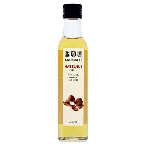 Cooks & Co Hazelnut Oil (250ml) by cooks