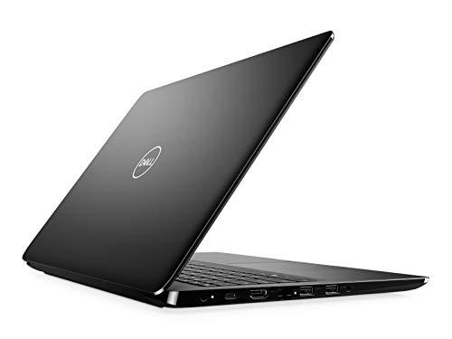 DELL Latitude 3500 15.6-inch Laptop (8th Gen Core i3-8145U/4GB/1TB HDD/DOS/Intel HD Graphics) (Black,1.98 kg)