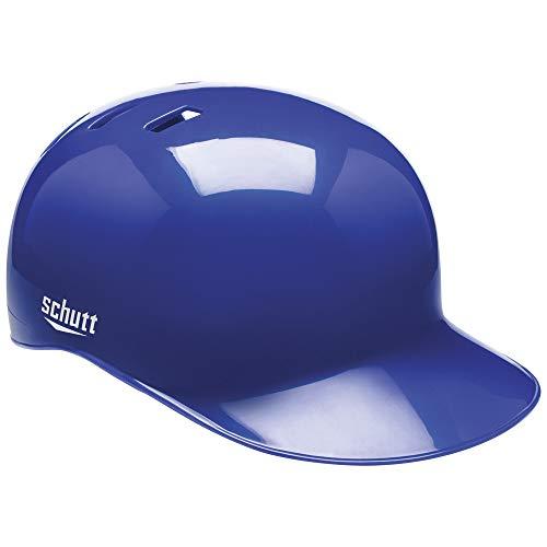 Schutt Sports Baseball/Softball Coach's Helmet, Royal Blue/SGMA, X-Large